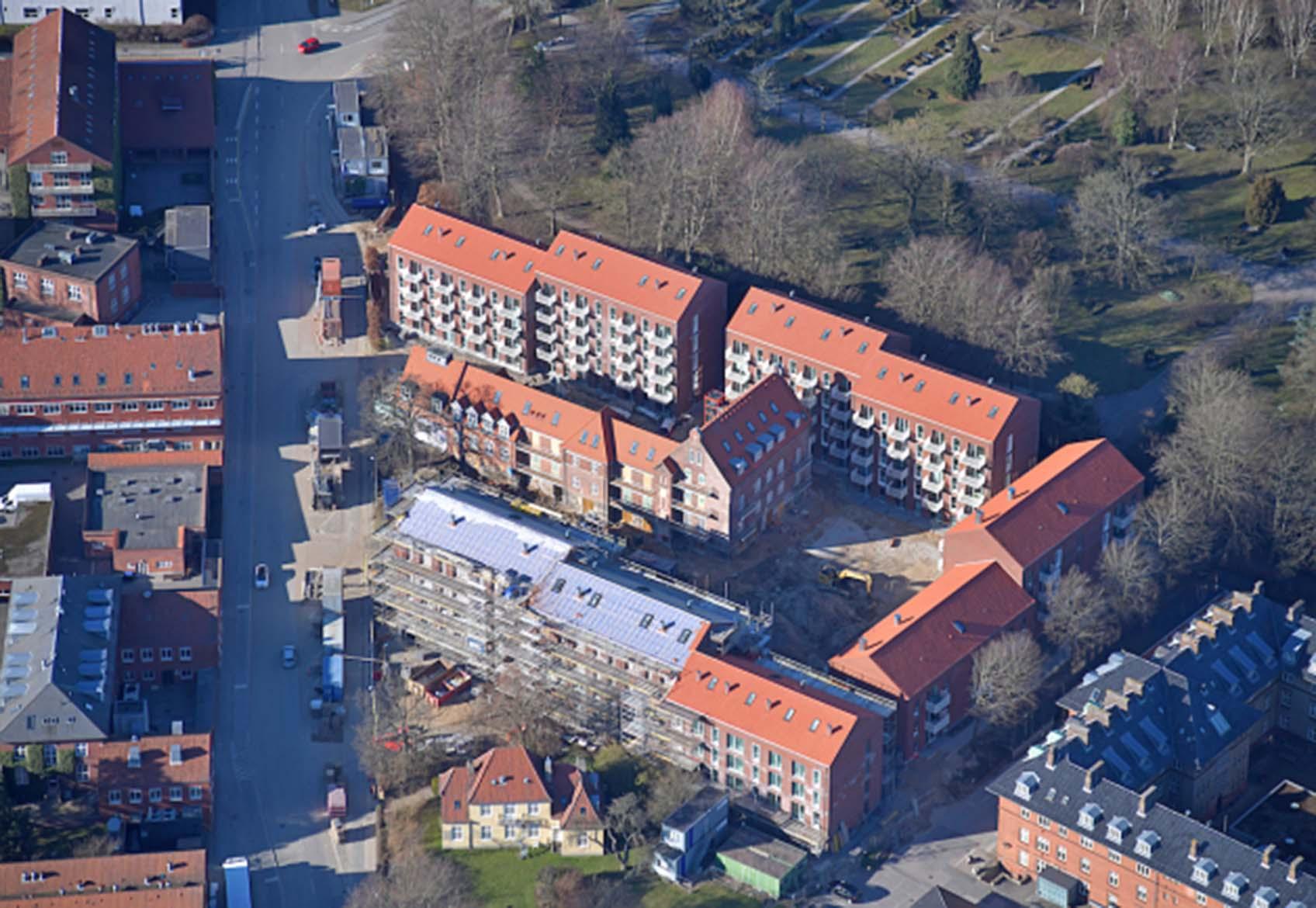 Peter Sabroes gade – Århus C – Brdr Christensen